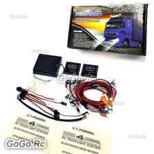 GT Power 4 Channel Bluetooth Professional LED Lighting System For RC Truck GT037