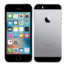 "Apple iPhone SE (A1723) iOS 2G 64 GB SIM Libre 4"" Teléfono inteligente Gris Espacio (374836)"