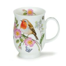 Dunoon Hedgerow Birds Rotkehlchen Robin Teetasse Kaffeebecher 0,3l Suffolk