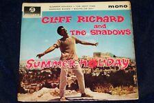 "CLIFF RICHARD & SHADOWS E.P.""SUMMER HOLIDAY"".1963 COLUMBIA"