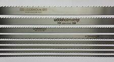 Bandsägeblatt Uddeholm Schwedenstahl von 1070mm-2500mm Breite von 6mm-20mm