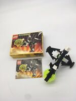 LEGO Blacktron Allied Avenger 6887 98% Complete with Box and Instructions Space