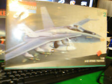 Monogram A-18 Strike Fighter 1/48 Scale-New Sealed Box !-Free Shipping