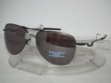 080a9fdd61 NEW OAKLEY POLARIZED TAILPIN AVIATOR SUNGLASSES OO4086-04 Carbon   Prizm  Daily