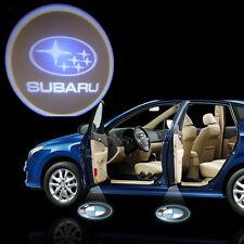 Subaru Logo CREE LED luz de Puerta Sombra Fantasma Láser Impreza Legado Leone
