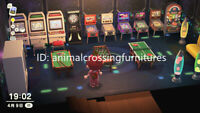 Luxury Arcade Game Room Furniture Set 30+ pcs - New Horizons [Original Design]