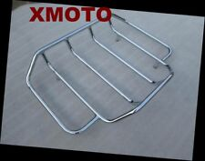 Luggage Rack Rail For 4 Harley Touring Road King Street Glide Classic Special