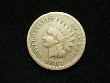SUMMER SALE!!  1883 INDIAN HEAD CENT PENNY *U.S. COLLECTIBLE COIN*  #15x
