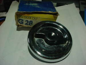 1965 - 67 Chevy II & Nova,  Gas Cap