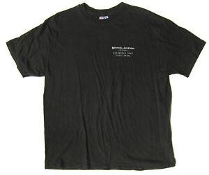 MICHAEL JACKSON Dangerous Tour 1992/93 Local Crew PROMO T-SHIRT VTG (used) XL