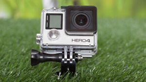 GoPro HERO 4 Black Edition 4K Action Camera Camcorder