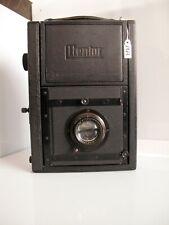 MENTOR REFLEX Folding Camera 8x11, Tessar 150mm f:4.5