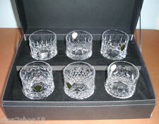Waterford Heritage Straight Sided Mixed Tumbler Set of 6 #40008683 New In Box
