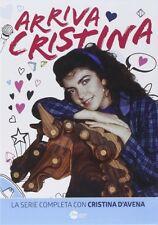 Arriva Cristina - La Serie Completa (1988) Box 4-DVD