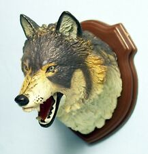 Takara Tomy Arts 3-D Capsule Encyclopedia Hunting Trophy Iii Wolf Us seller New