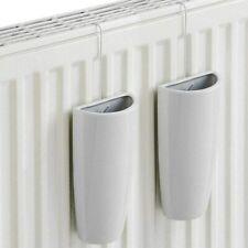 2 x Ceramic Hanging Radiator Humidifier Moisture Absorber Condensation 500ml