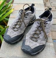 Merrell Mens Moab Ventilator Lace Up Hiking Outdoor Shoes J80433 Walnut 8.5