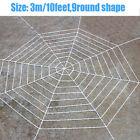 3 Size Giant Spiders Web Cobweb Halloween Decor Haunted House Party Decoration G
