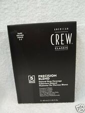 AMERICAN CREW Classic Precision Blend Hair Color DARK 2-3 ~(BOX of 3) 1.35 fl oz