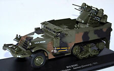 M16 MGMC 3rd Armored Division U.S.A. 1944 Aachen Germany 1:43