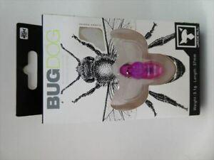 """JACKALL BROS. BUGDOG """"BUG PINK""""  NEW #EB65"""