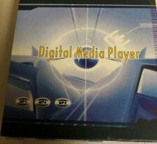 Digital Media player MP 3 MP 4 MPX