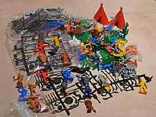 Mostly Marx Recast Wild West Grab Bag D -approx 2 lbs toy soldiers & accessories