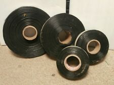 4 ROLLS OF ASSORTED WIRE METAL MESH STRIPS ROLLS MADE BY LYDALL