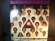 Original Earth Wind & Fire Faces 1980 Vinyl Record Album Columbia ARC KC2 36795