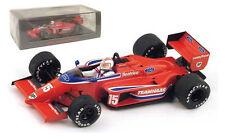 Spark S1788 Haas-Lola THL2 #15 'Beatrice' Belgium GP 1986 Alan Jones 1/43 Scale