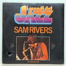 Sam Rivers       I grandi del Jazz            FOC          Sealed  # J