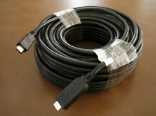 75Ft PREMIUM HDMI 1.4 Equalizer 3D HD TV Shielded Gold Cable InWall CL2 Rated