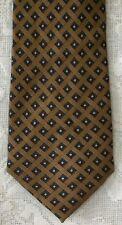 Expensive NAUTICA Print Tie / Necktie / Neck Tie - 100% Imported SILK