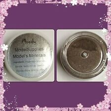 """Moody"" Eyeshadow Mineral Makeup ModelSupplies Model's Minerals ""5g jar"" Loose"