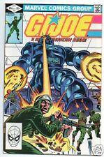 G.I. JOE :: 3 :: GIANT ROBOT COVER