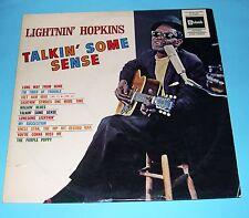 Lightnin' Hopkins -Talking Some Sense LP (French Stateside CSSX 24084) 1965.