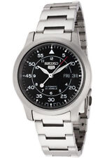 Seiko 5 Automatic SNK809K1 21 Jewels Gents Watch Arrival