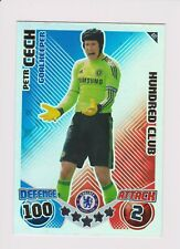 Match Attax  100 CLUB PETR CECH.MINT.