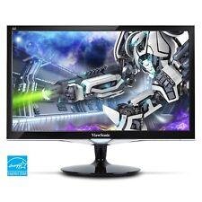 "Viewsonic VX2452MH LED Cheap Gaming Monitor pc 24"" inch LCD Full HD HDMI Speaker"