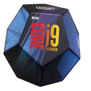 Intel Core i9-9900K Desktop Processor 8 Cores up to 5.0GHz Unlocked LGA1151 300