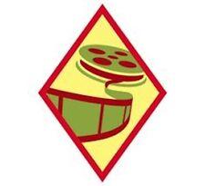 Girl Scouts Cadette Badge Digital Movie Maker 61421 New