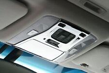 Chrome Overhead Console Cover Garnish for Toyota Alphard Vellfire 3rd Interior
