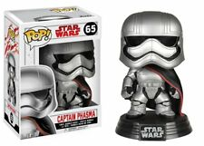 Star Wars The Last Jedi Captain Phasma Pop! Vinyl Figure Funko #65