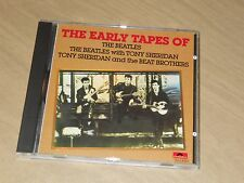 Early Tapes Of The Beatles CD