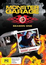 Monster Garage : Season 1 (DVD, 2009, 6-Disc Set) Region 4
