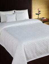 Cotton Art- colcha pique blanco mod. (cama 150 cm. (250 ancho X 260 Largo))