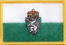 Aufnäher Steiermark Fahne Flagge Aufbügler Patch 8 x 5 cm