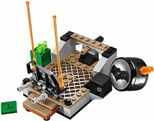 LEGO DC COMIC SUPERHERO 76044 - SKYSCRAPER ROOFTOP MINIBUILD ONLY - BRAND NEW