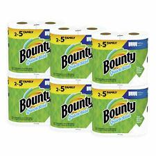 Bounty Quick-Size Paper Towels, White, 12 Count (Equal to 30 Regular Rolls)