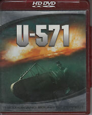 U-571-Matthew McConaughey-2000-[For Use Only With HD DVD Players]-Movie-DVD